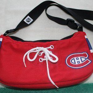 Handbags - Montreal Canadians  crossbody team  bag